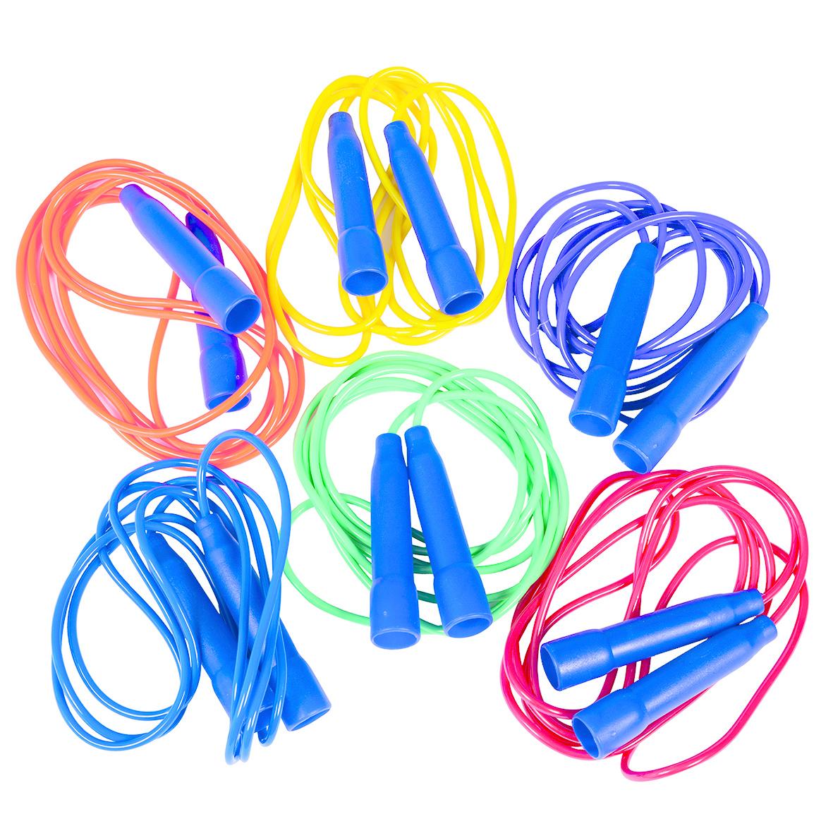 Springtouwen - set van 6 kleuren-1
