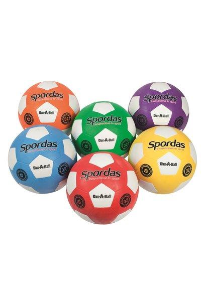 Sport voetballen - Set van 6
