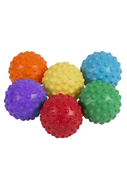 Bobbelballen - Set van 6