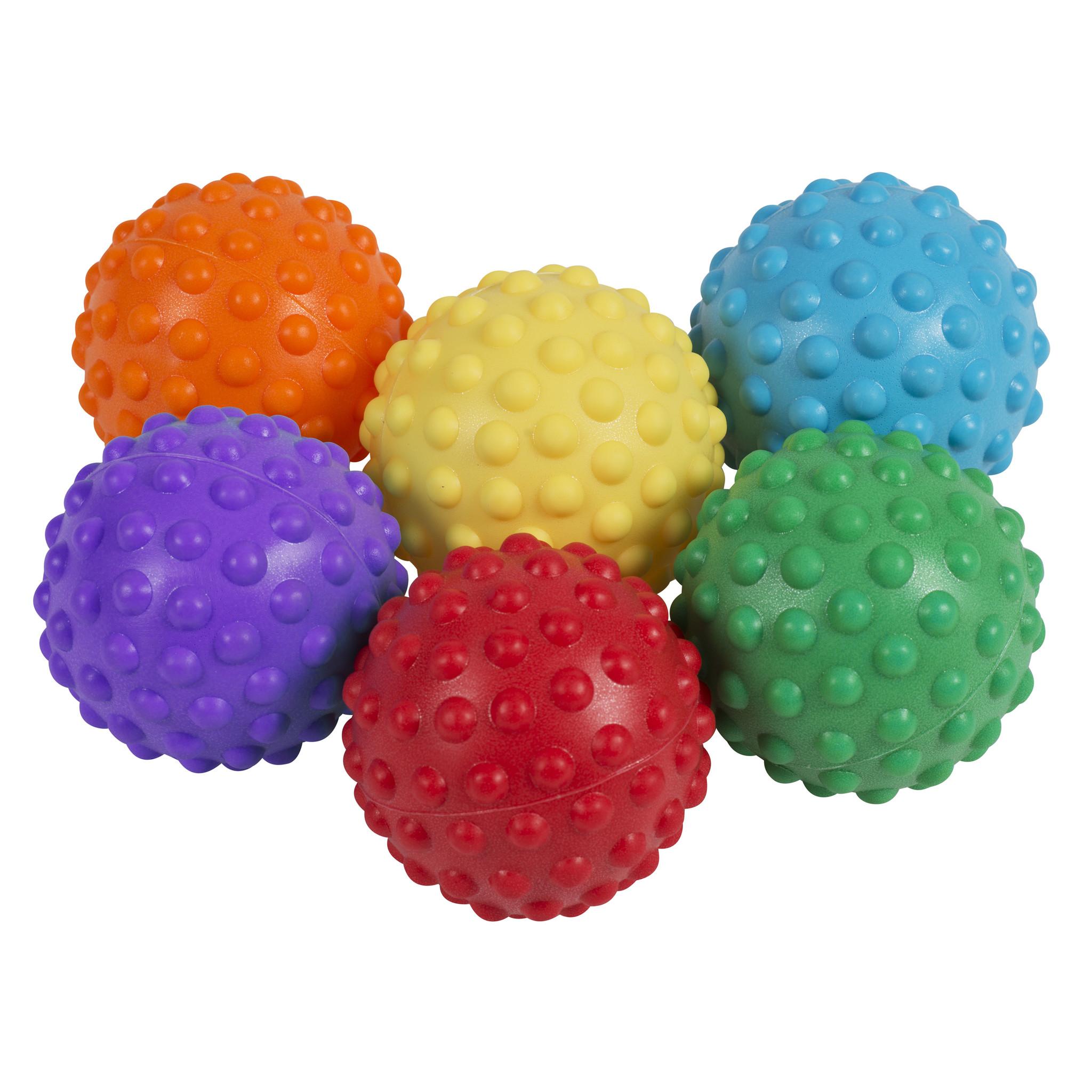 Bobbelballen - set van 6-1
