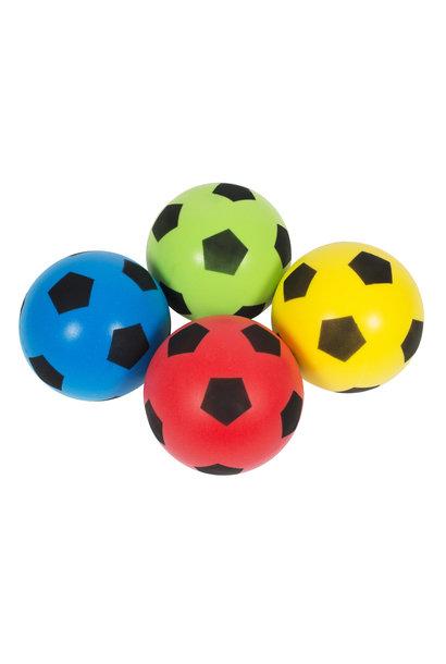 Foam Voetballen - Set van 4