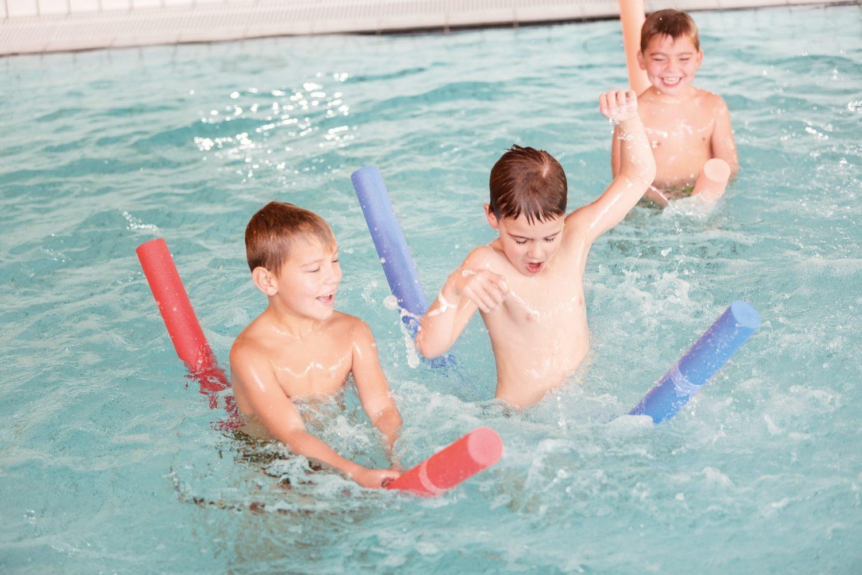 Zwem noodles - Schuimrubberen buizen - Set van 24-2