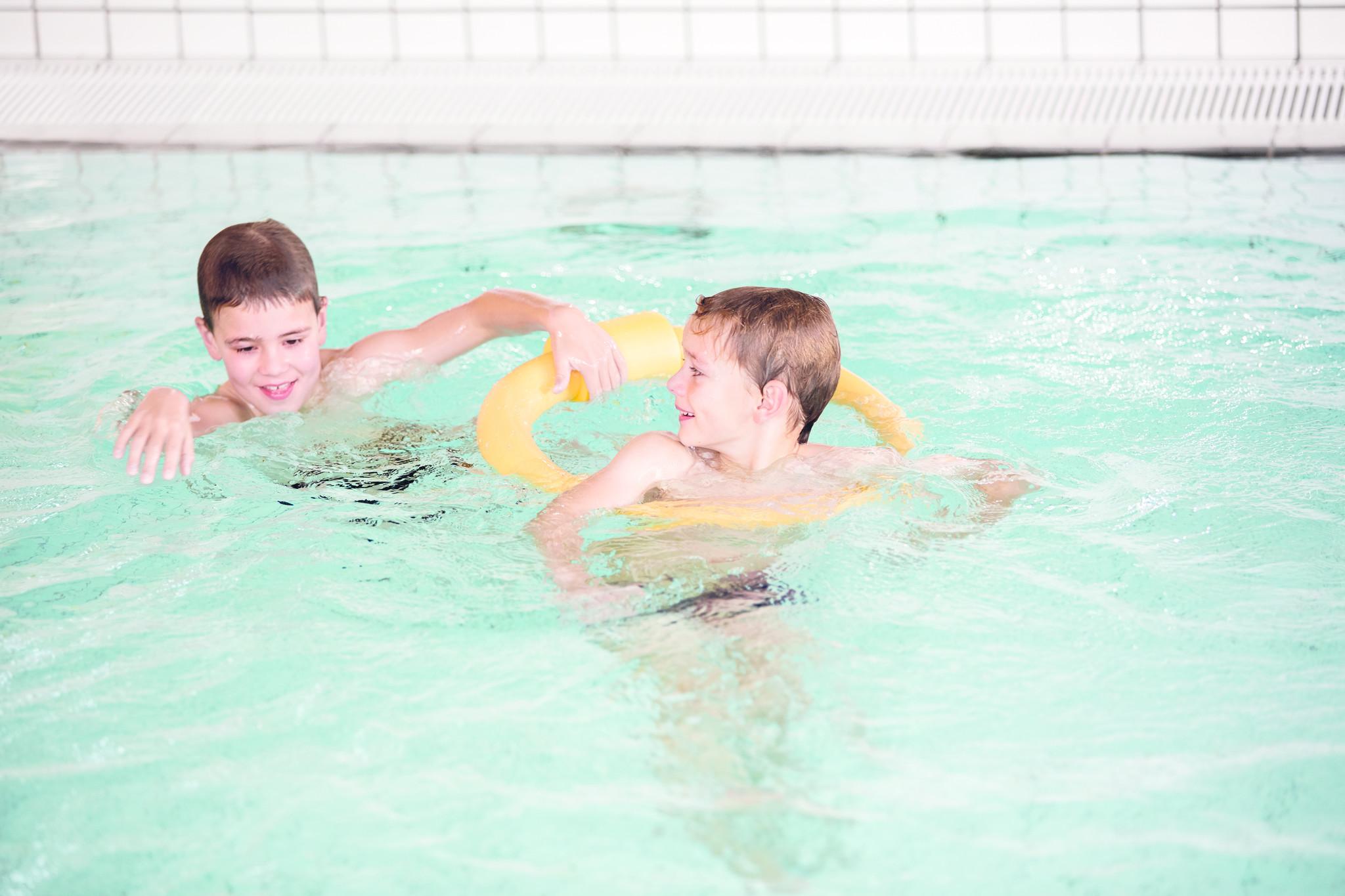 Zwem noodles - Schuimrubberen buizen - Set van 24-3