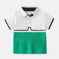 T-shirt - wit - groen