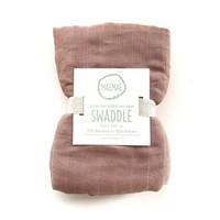 Swaddle - misty rose