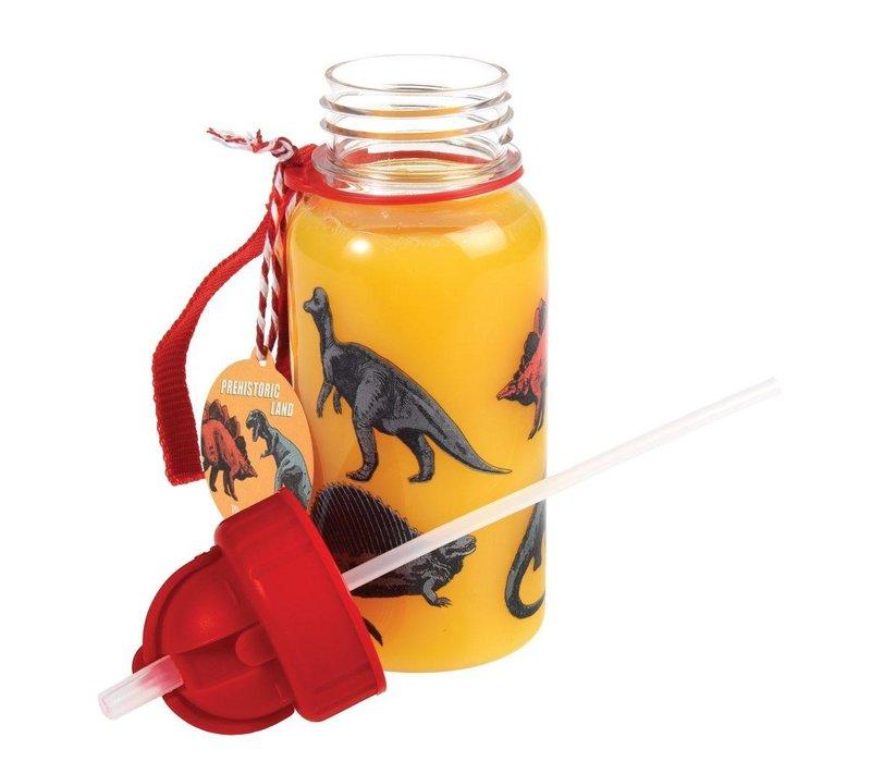 Dinosauriër - drinkbus