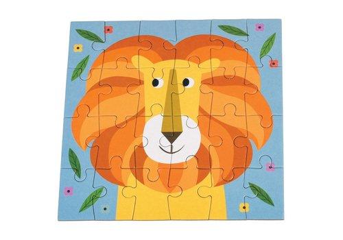 Rex London Puzzel -  de leeuw