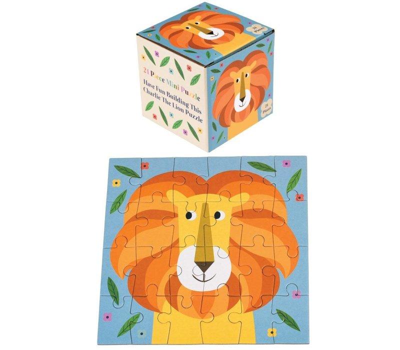 Puzzel -  de leeuw