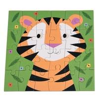 Puzzel - de tijger