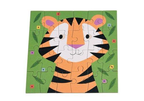 Rex London Puzzel - de tijger