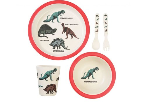 Rex London Tafelset - dinosauriërs