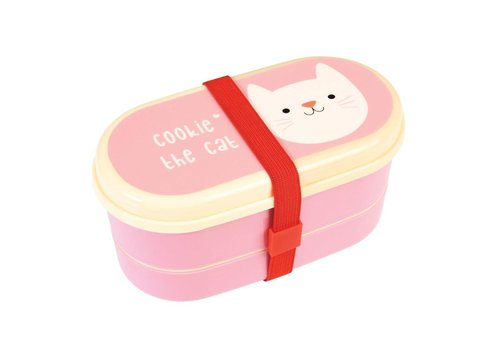 Rex London Lunchbox - Cookie the cat