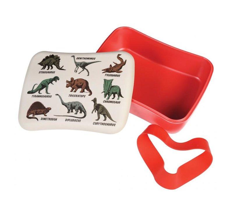 Lunchbox - dinosauriërs
