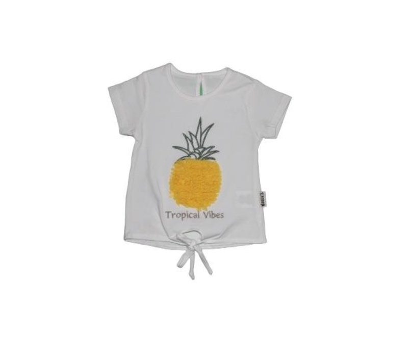 Set - ananas - geel