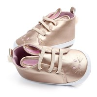 Schoenen - konijn - roze bling