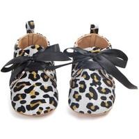 Mocassins - leopard