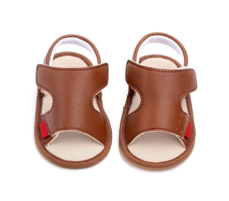 Sandalen - bruin