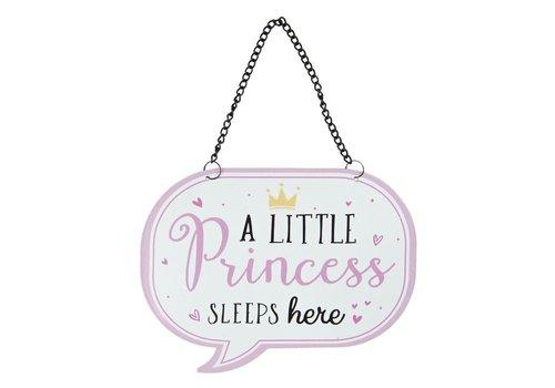 Clayre & Eef Tesktbord - a little princess