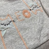 Set -meow - grijs