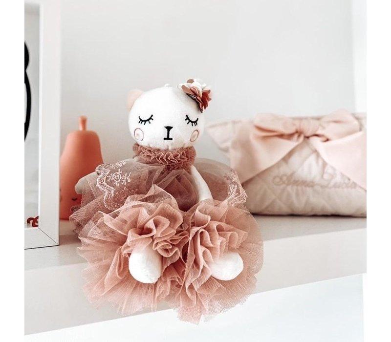 Decoratieknuffel - roze