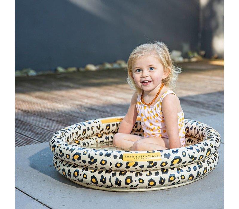 Baby zwembad (diameter 60) - panter
