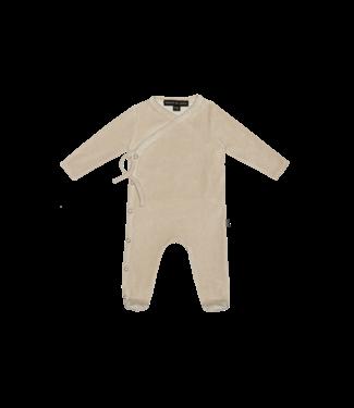 House of Jamie Wrap Babysuit