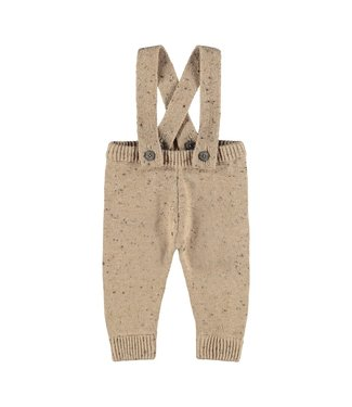 Lil Atelier Egalto Knit Pant Tobacco Brown