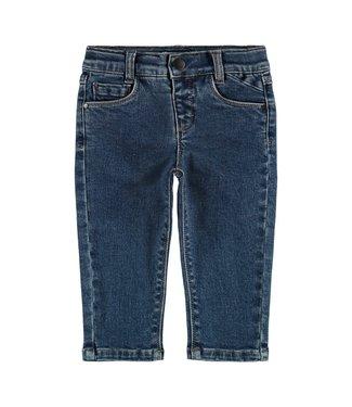 Lil Atelier Robin DNMETEMS 2560 Pant Medium Blue Denim