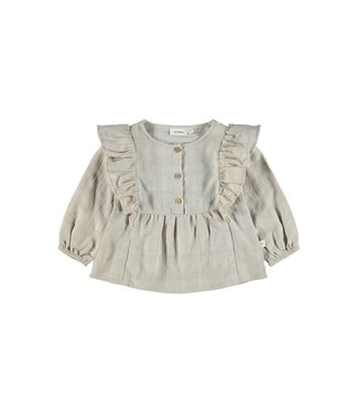 Lil Atelier Eivor LS Shirt Peyote