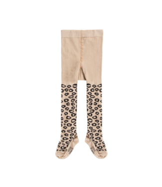 House of Jamie Maillot Leopard Caramel Leopard 0-6