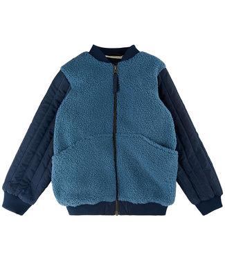 Soft Gallery Ice Gabino Jacket Ombre Blue