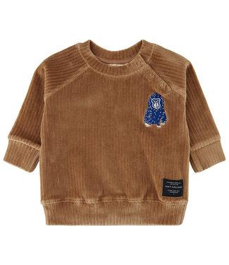 Soft Gallery Ipop Alexi Sweatshirt Chipmunk