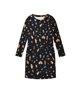 Soft Gallery Ilaz Vigdis Dress Jet Black