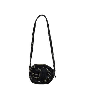Soft Gallery Imery Mini Bag X-mas Jet Black