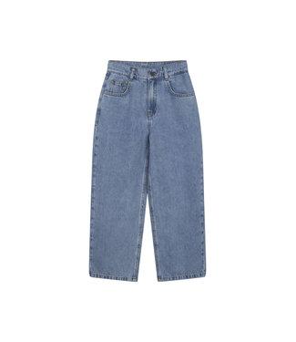 I Dig Denim Sandro cropped Jeans Blue
