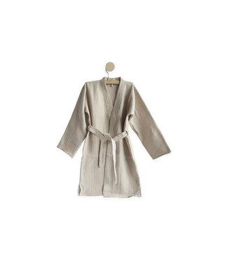 Nanami Kimono shortsleeve Naturel