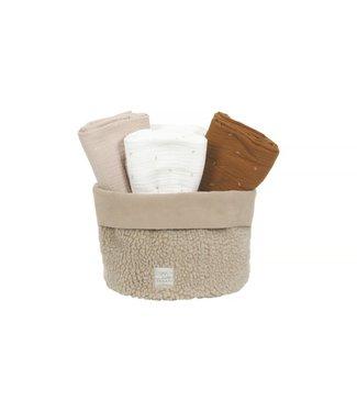 Nanami Basket teddy Big