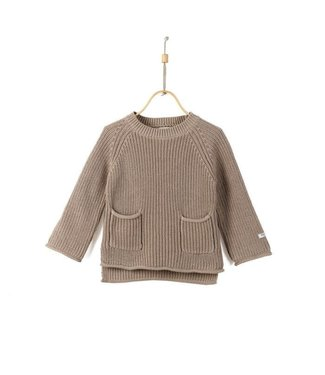 Donsje Amsterdam Stella Sweater Light Taupe