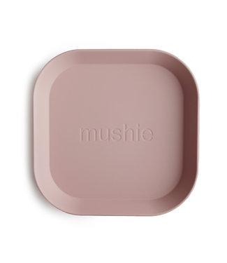 Mushie Mushie plate blush