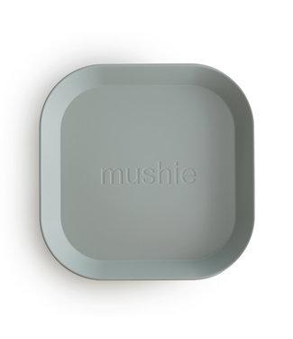 Mushie Mushie plate sage