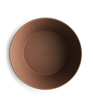 Mushie Mushie bowl caramel