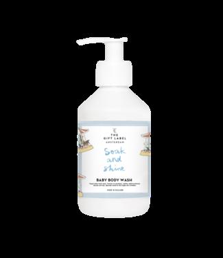 The Gift Label Body Wash 'soak and shine'