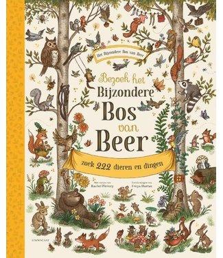 Juleau Bezoek het bijzondere bos van Beer