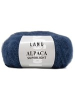 LangYarns Alpaca Superlight - 0035 Blue