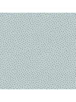 Poppy Cotton Slub Washed Dots