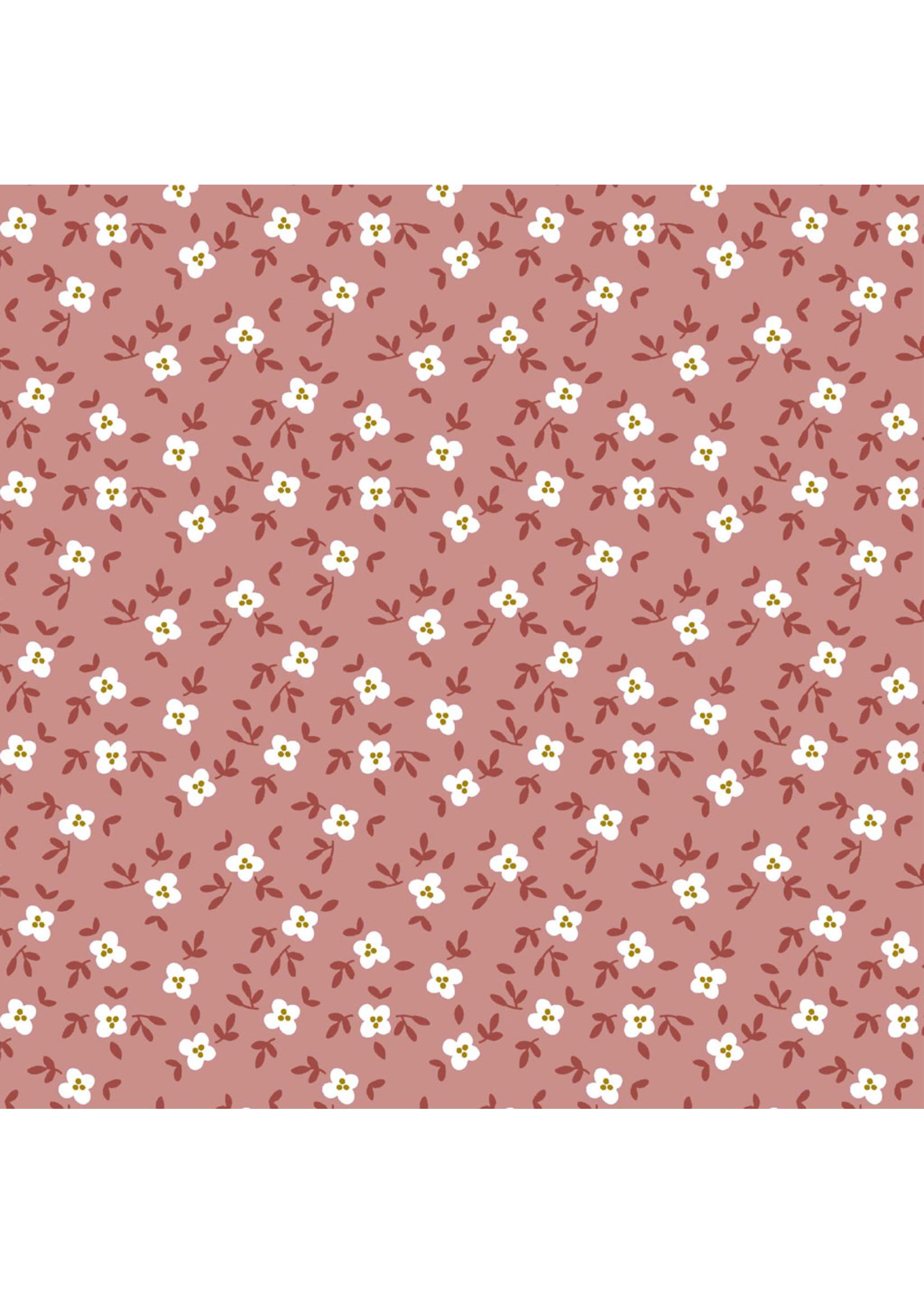 Poppy Cute Flower Jersey (GOTS)