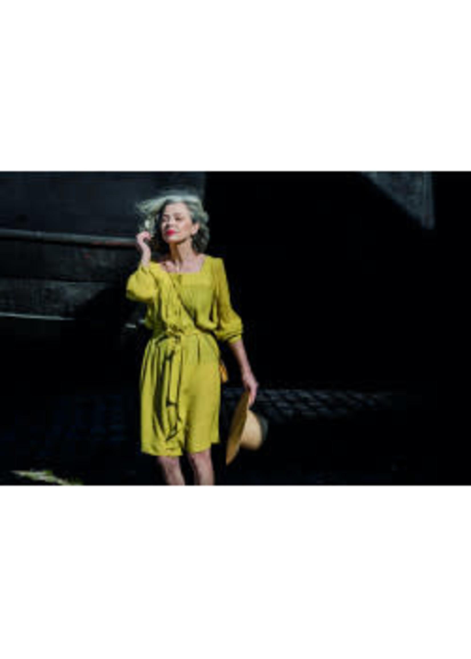Danna Viscose - Yellow