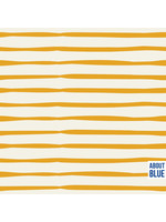About Blue Fabrics Golden Spice Lines French Terry