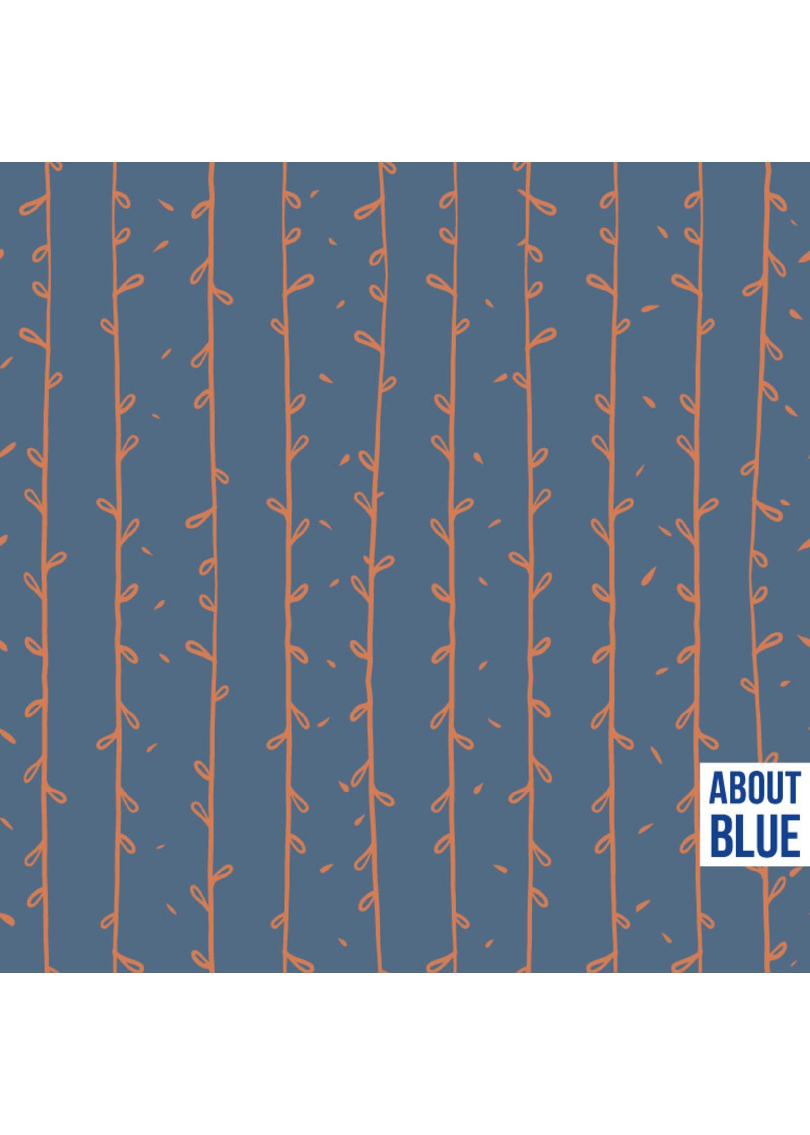 About Blue Fabrics Grow Slow Jersey
