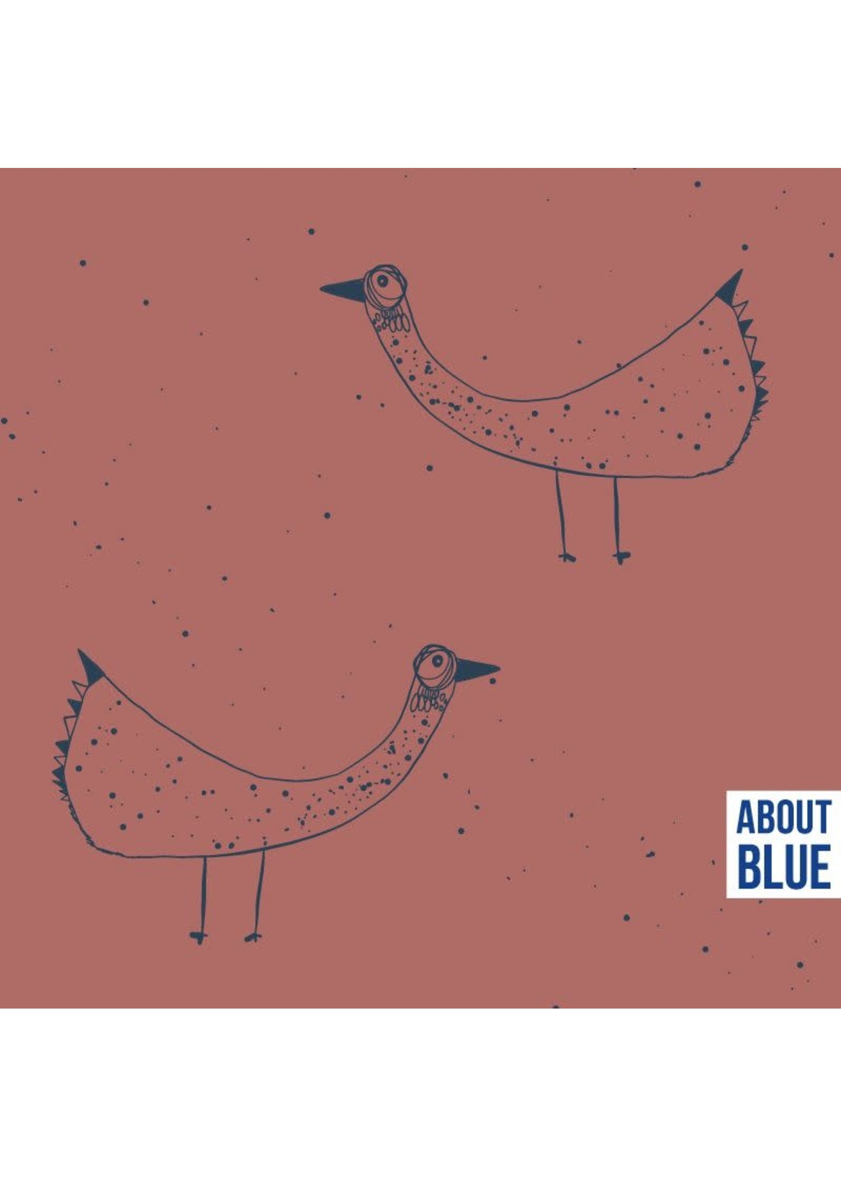 About Blue Fabrics Hen House - French Terry